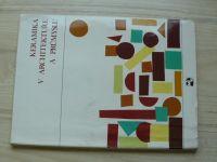 Keramika v architektuře a průmyslu (ČKZ 1981)
