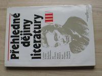 Soldán a kolektiv - Přehledné dějiny literatury III (1997)