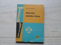 Šulc - Zázraky úzkého filmu (1964)Technický výběr do kapsy 67