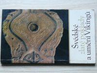 Švédské zlaté poklady a umění Vikingů - Katalog výstavy Praha - Brno 1968
