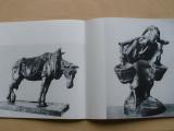 Joža a Franta Uprkové (1980) katalog k výstavě Galerie Hodonín, NG Praha