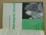 Mykologický sborník - Časopis čs. houbařů 1967 kompletní ročník