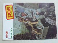 Pes přítel člověka 10 (1980) ročník XXV.