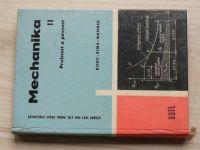 Kunc, Zima, Wanner - Mechanika II. - Pružnost a pevnost (SNTL 1961)