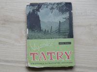 Šimko - Vysoké Tatry - Sprievodca tatranskými dolinami (1955) slovensky