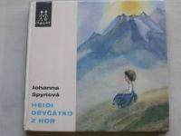 Spyriová - Heidi, děvčátko z hor (1971)