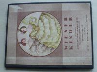 Wiener Kinder - 12 beliebteste Johann Strauss-Walzer in erleichterter Ausgabe, Piano Solo (1915) něm