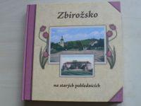 Zbirožsko na starých pohlednicích