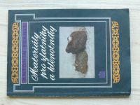 Braniš - Materiály pro zlatníky a klenotníky  (1992)