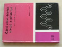 Foit - Části elektrických strojů a přístrojů pro 2. ročník SPŠ elektrotechnických (1983)