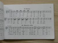 Ondřej Přikryl: Hanácky pěsničke - Zpěvník, L. Kožušníček 1907 - reprint