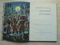 Sílová - Slavnost úplňku (1948) il. Rudolf Šváb