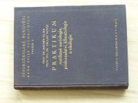 Dr. Klika, Dr. Novák - Praktikum rostlinné sociologie, půdoznalství, klimatologie a ekologie (1941)