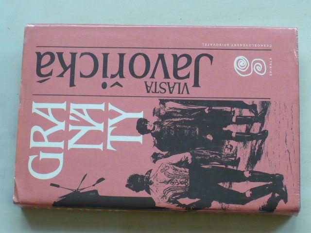 Javořická - Granáty (1991)