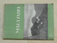 Kumprecht - Malá Fatra (1953)