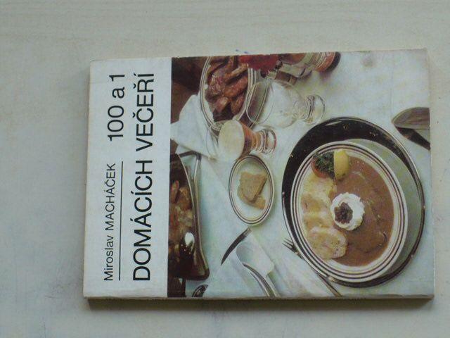 Macháček - 100 a 1 domácích večeří (1987)