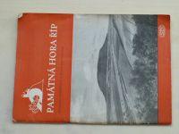 Památná hora Říp - Přírodní reservace a kulturní památky (1959)