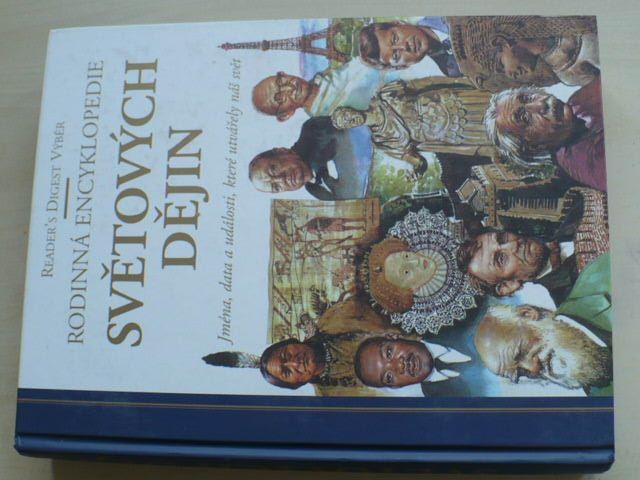 Rodinná encyklopedie světových dějin (2000)