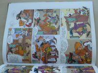 Soria, La Fuente - Ostrov pokladů (1991) podle Roberta Luise Stevensona, komiks