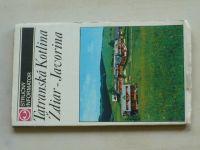 Stručný informátor - Tatranská Kotlina - Ždiar - Javorina (1971) slovensky