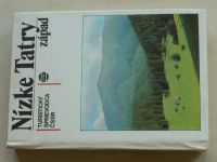 Turistický sprievodca ČSSR 10. - Hochmuth - Nízke Tatry - západ (1982) slovensky