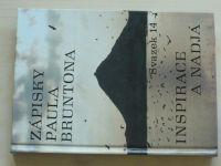 Zápisky Paula Bruntona - Inspirace a nadjá (1996) svazek 14