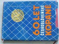 60 let československé kopané (1961)