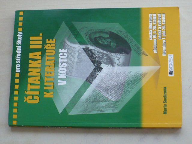 Čítanka III. k literatuře v kostce pro střední školy (2010)