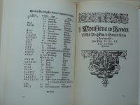 Dalimil 1920 - Dalimilova kronika - faksimile (německý a český průvodní text (Sagner München 1981)