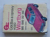 Dršata - Údržba a opravy vozů Wartburg 900 * 1000 * 312 * 353 (1975)