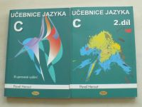 Herout - Učebnice jazyka C 1. a 2. díl (2001)