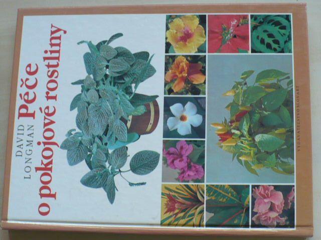 Longman - Péče o pokojové rostliny (1994)