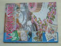 Vyšívanie, háčkovanie, pletenie... 3 (2000) slovensky