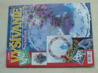 Vyšívanie, háčkovanie, pletenie... 4 (2000) slovensky