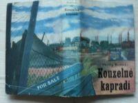 Bonosky - Kouzelné kapradí (1963) obálka K. Lhoták
