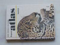 Bouchner - Kapesní atlas savců (1976)