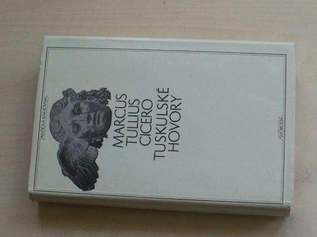 Cicero - Tuskulské hovory (1976)