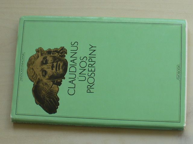 Claudianus - Únos Proserpiny (1975)