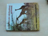 Feriancová-Masárová - Potulky po východnej Afrike (1976) slovensky