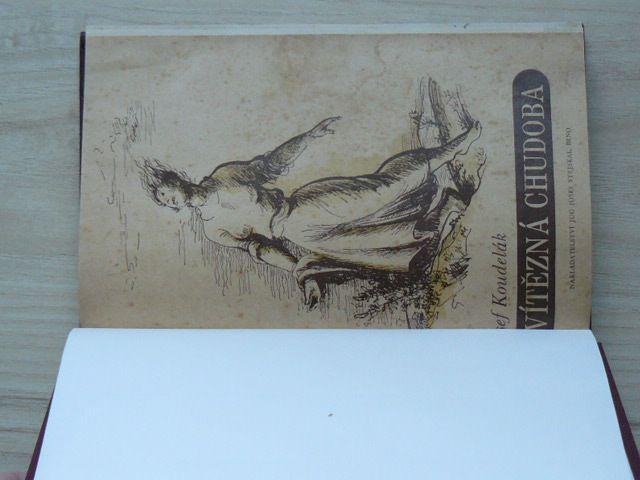 Koudelák - Vítězná chudoba (1943) Román drobných lidí