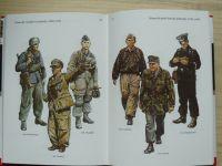 Mollo, McGregor - Vojenské stejnokroje druhé světové války (2007) letectvo, námořnictvo, nám.pěchota