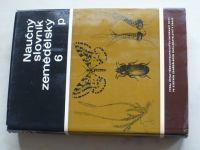 Naučný slovník zemědělský 6 p (1976)