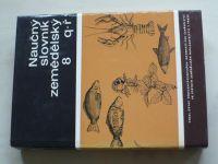 Naučný slovník zemědělský 8 q-ř (1981)