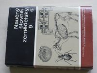 Naučný slovník zemědělský 9 s (1983)