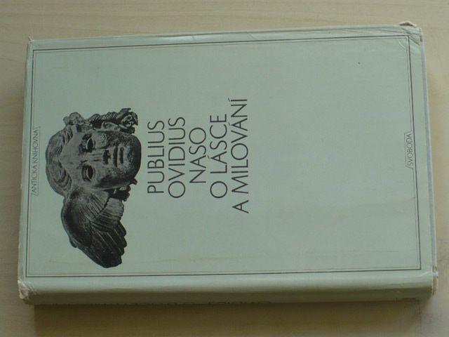 Publius Ovidius Naso - O lásce a milování (1969)