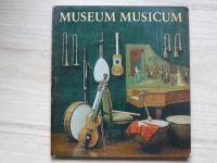 Schrammek, Herre - Museum Musicum - Historische Musikinstrumente (1976) německy, Hudební nástroje