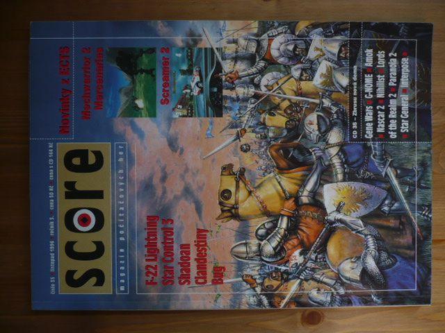 Score 11 (1996) ročník III.