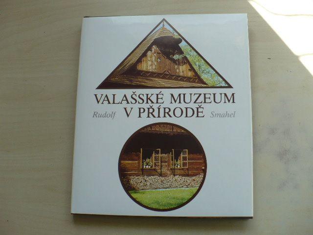 Smahel - Valašské muzeum v přírodě (1976) česky, rusky, německy, anglicky, francouzsky