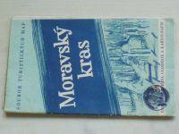 Soubor turistických map - Moravský kras 1:75 000 (1958)