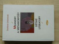 Urbanová - Meandry a  metamorfózy dětské literatury (Votobia 2003)